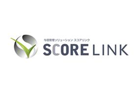 スコアリンクのロゴ